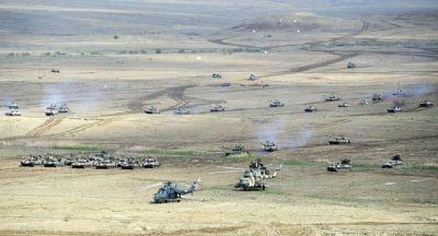Азербайджан проведет широкомасштабные военные учения