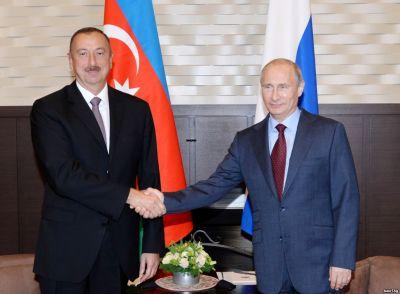 Ильхам Алиев на встрече с Путиным сказал, что необходимо сделать для урегулирования карабахского конфликта