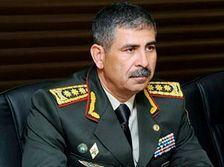 Закир Гасанов: Отрабатываем прорыв передовой линии обороны врага