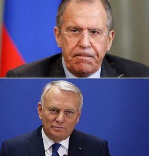 Главы МИД России и Франции обсудят карабахский конфликт