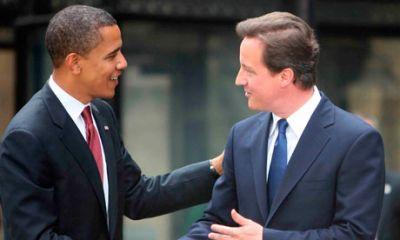 Обама намерен обсудить с Кэмероном прошедший в Британии референдум