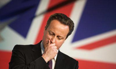 Дэвид Кэмерон подал в отставку после референдума