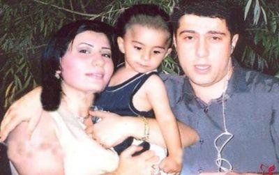 Namiq Qaraçuxurlunun eks-həyat yoldaşı və oğlanları - FOTOLAR