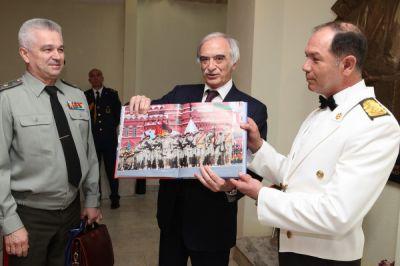Moskvada Azərbaycan Silahlı Qüvvələri Günü qeyd edilib