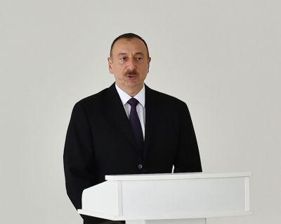 """Azərbaycan Prezidenti: """"Bu gün ordumuz güclü ordular sırasındadır"""""""