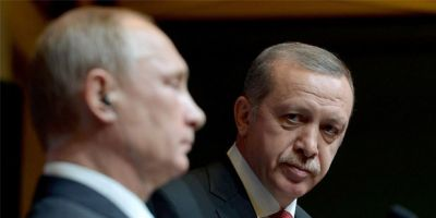 Ожидаются переговоры между Эрдоганом и Путиным