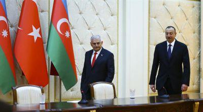 Премьер Турции поблагодарил Ильхама Алиева за помощь в примирении с Россией