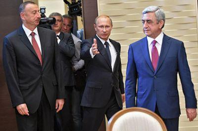 Саргсян:  Встречи в трехстороннем формате будут продолжены