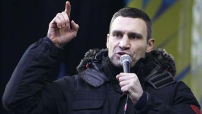 Kiyev merini Ali Radaya buraxmadılar