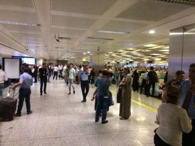 Число жертв теракта в аэропорту Стамбула возросло