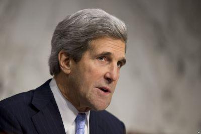 Керри призвал Армению и Азербайджан избегать напряженности в Карабахе