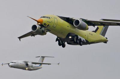 Украина намерена строить свои самолеты в Азербайджане