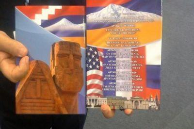 Азербайджанские журналисты предотвратили провокацию армян