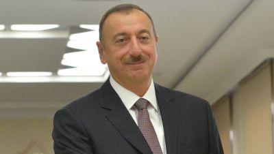 Ильхам Алиев направил письмо Бараку Обаме