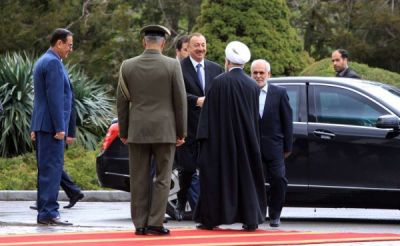 Хасан Рохани посетит Азербайджан в августе