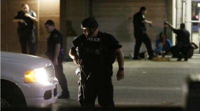 В Далласе задержаны подозреваемые в расстреле полицейских