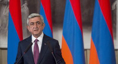 Саргсян призвал захвативших здание полиции в Ереване сложить оружие