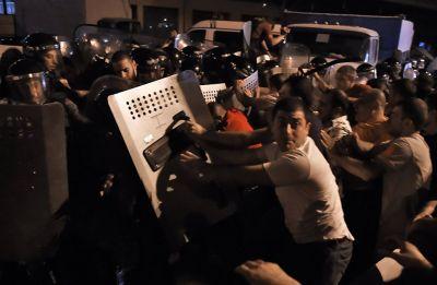 В Армении арестовали подозреваемых в помощи захватившим здание полиции