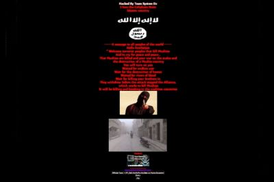 Хакеры ИГИЛ взломали сайты компаний, входящих в Nurgün Group