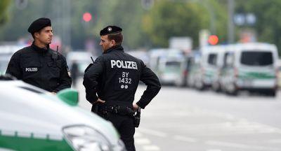 На юге Германии прогремел  взрыв