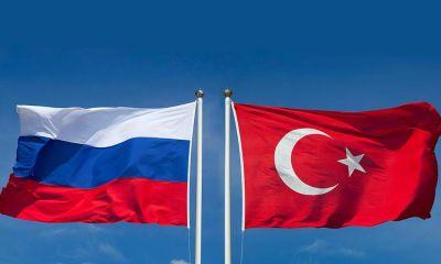 Первый министерский визит из Турции в Россию