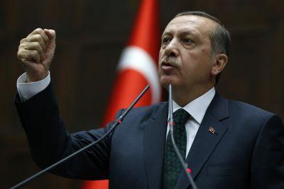 Эрдоган: «Я не диктатор, а избранный народом президент»
