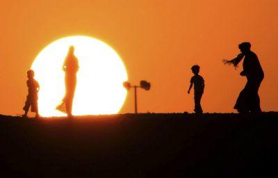 Küveytdə 54 dərəcə istilik  qeydə alınıb