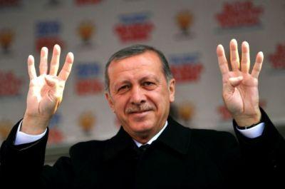 Президент Турции посетит 9 августа Россию
