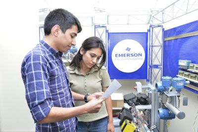 Студенты БВШН проходят производственную практику в компании Emerson