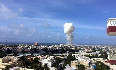 В Сомали прогремел взрыв, 8 погибших