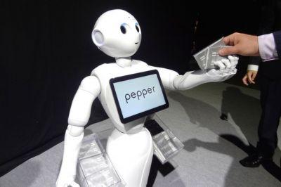 Bu banklarında robot-bankirlər çalışacaq