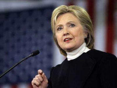 Hillari Klinton rəsmən Ağ Ev uğrunda mübarizəyə başladı