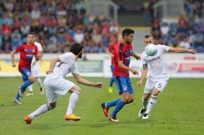 """""""Viktoriya"""" - """"Qarabağ"""" 0:0"""