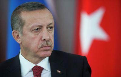 Эрдоган провел встречу с главой Генштаба и премьером Турции