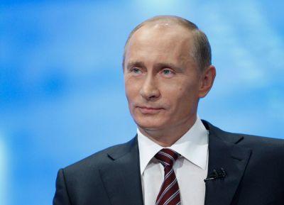 Деятельность Путина на посту президента одобряют 82% россиян