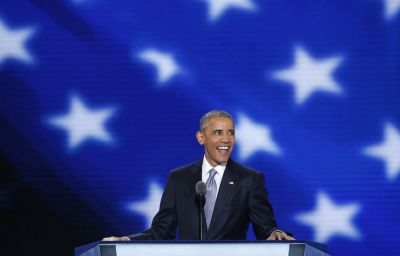 "Obama: ""Tramp uduzacaq"""
