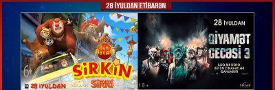 """""""Qiyamət gecəsi 3"""" filmi ekranlarda"""