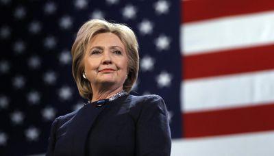 Клинтон согласилась быть кандидатом в президенты США от демократов