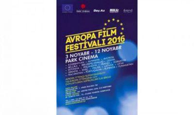 Avropa film festivalının tarixi açıqlanıb