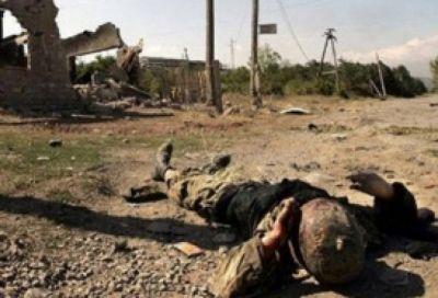 В Карабахе ранен армянский солдат