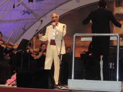 Qəbələdə VIII Beynəlxalq Musiqi Festivalının açılışı olub