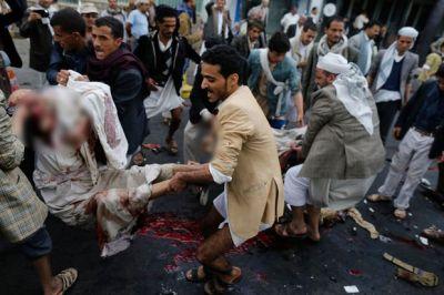"""Yəmən də """"qaynayır"""": 10 nəfər öldü, 17 nəfər yaralandı"""