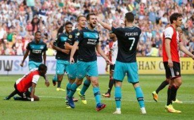 PSV Hollandiya Superkubokunun qalibi olub