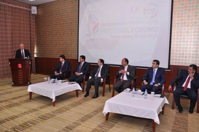 Tələbə Gənclər Təşkilatlarının I Regional forumu keçirilib