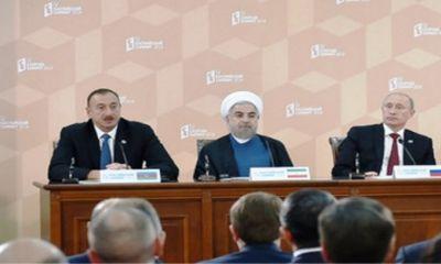 Azərbaycan, İran və Rusiya prezidentləri Bakıda görüşəcək  avqustun 8-də