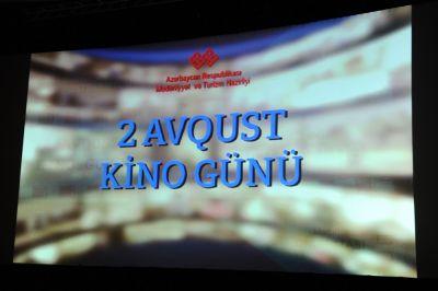 Milli Kino Günü qeyd olundu FOTOLAR