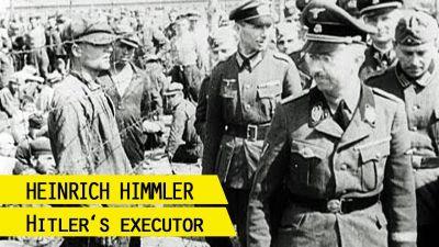 Himmlerin gündəliyi tapıldı SS