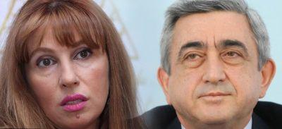 Армянский депутат призвала к восстанию против Саргсяна