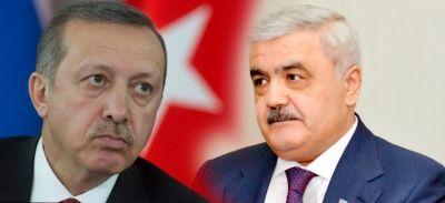 Ровнаг Абдуллаев обсудил с Эрдоганом реализуемые в Турции проекты SOCAR