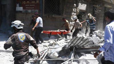 Suriyada 8 ölü, 25 yaralı